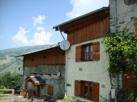 latest addition in Landry, Bourg St Maurice. Savoie