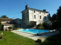 latest addition in Villebois Lavalette Charente