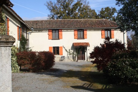 french property for sale view yjr house in trie sur baise hautes pyrenees midi france