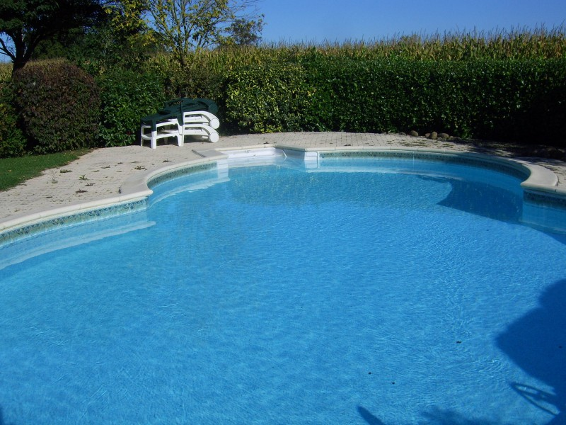 Leggett house for sale in trie sur baise hautes for Swimming pool close to house