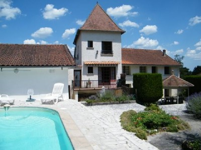 French property, houses and homes for sale in ChapdeuilDordogne Aquitaine