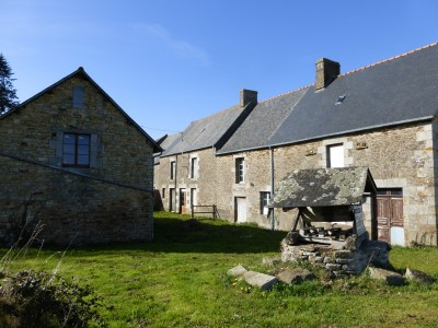 French property, houses and homes for sale in St Ouen la RouerieIlle_et_Vilaine Brittany