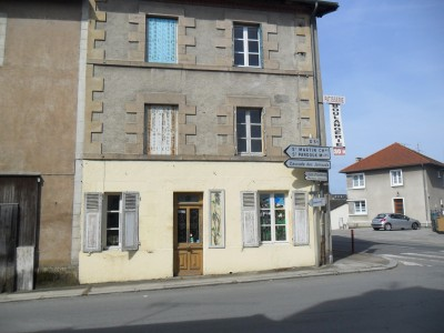 French property, houses and homes for sale in BourganeufCreuse Limousin