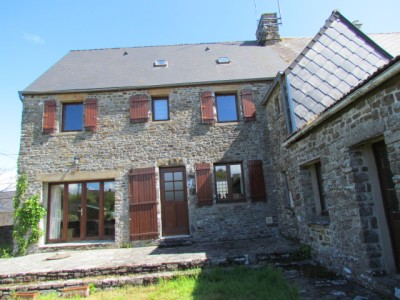 French property, houses and homes for sale in Portbail Manche Normandy