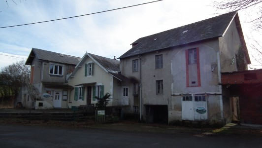 French property, houses and homes for sale in Saint Maurice pres PionsatPuy_de_Dome Auvergne