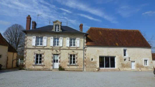 French property, houses and homes for sale in BOISSEI LA LANDE Orne Normandy