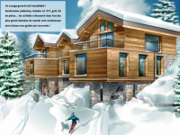 French ski chalets, properties in La Tania, Three Valleys, Courchevel - La Tania, Three Valleys