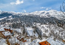 French ski chalets, properties in Central Meribel, Meribel, Three Valleys