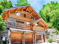 French ski chalets, properties in Hautecour, Valmorel, Le Grand Domain