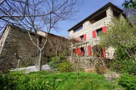 French property, houses and homes for sale in GOURDON Ardeche French_Alps