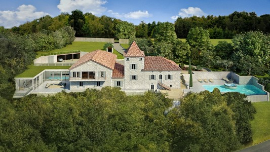 French property, houses and homes for sale in MONTAGUDETTarn_et_Garonne Midi_Pyrenees