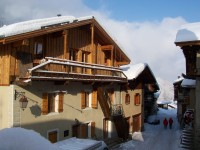 latest addition in La Thuile, Ste Foy Tarentaise Savoie