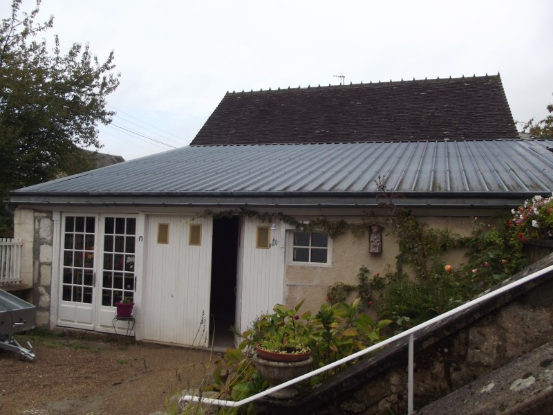 Leggett house for sale in preuilly sur claise indre et for Garage nice centre