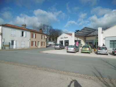 French property, houses and homes for sale in MERVENTVendee Pays_de_la_Loire