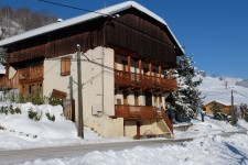 French ski chalets, properties in Doucy, Valmorel, Le Grand Domain