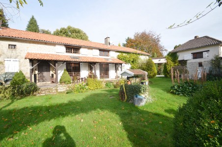 French property, houses and homes for sale in MILHAGUETHaute_Vienne Limousin
