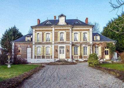 maison close Abbeville