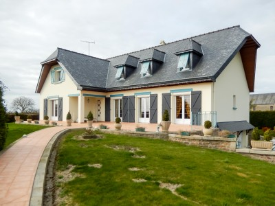 French property, houses and homes for sale in LA CROIX AVRANCHIN Manche Normandy