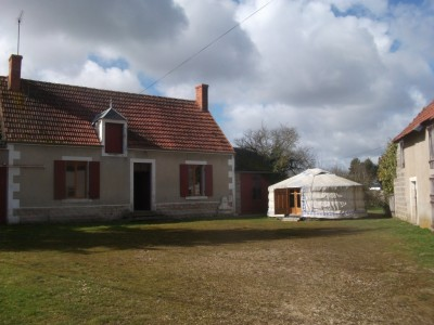 French property, houses and homes for sale in ST PIERRE LES BOIS Cher Centre
