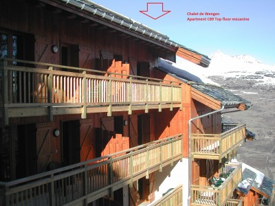 French property, houses and homes for sale in LA PLAGNE Savoie French_Alps
