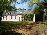 French property, houses and homes for sale in ST HILAIRE EN LIGNIERES Cher Centre