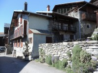 French ski chalets, properties in Tincave, Bozel - Courchevel, Three Valleys