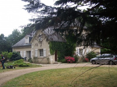 French property, houses and homes for sale in CHAMPIGNY SUR VEUDEIndre_et_Loire Centre