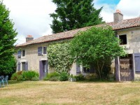 French property, houses and homes for sale in BRUXVienne Poitou_Charentes