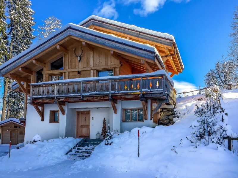 ski ski chalet for sale in combloux near megeve french alps. Black Bedroom Furniture Sets. Home Design Ideas
