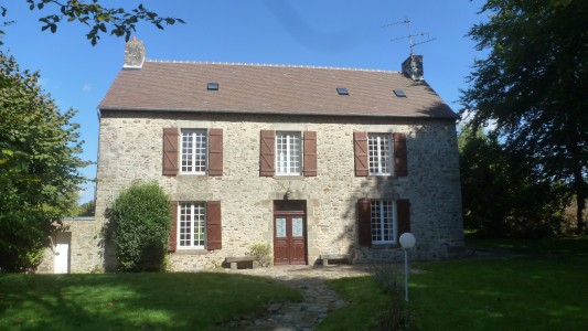 French property, houses and homes for sale in ST OUEN LE BRISOULT Orne Normandy