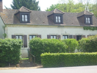 French property, houses and homes for sale in ST CHRISTOPHE LE CHAUDRY Cher Centre