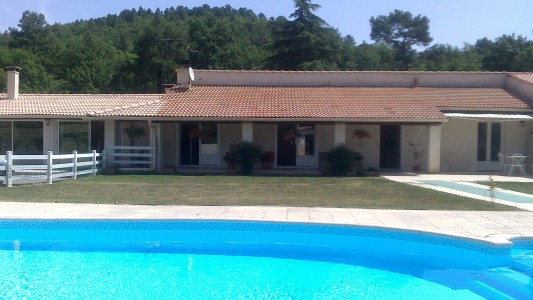 French property, houses and homes for sale in MOLIERES SUR CEZE Gard Languedoc_Roussillon