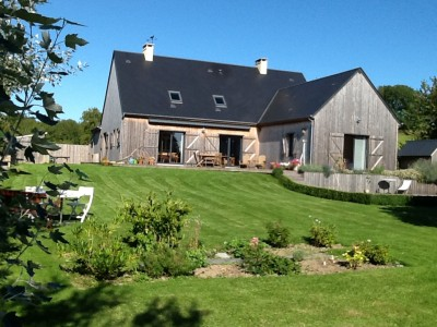 French property, houses and homes for sale in HEUGUEVILLE SUR SIENNEManche Normandy