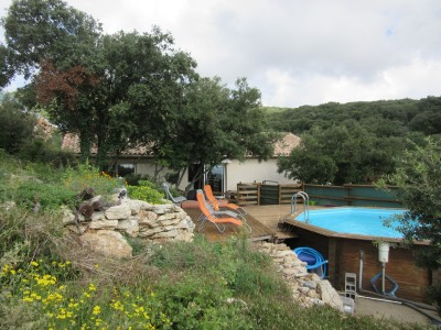 French property, houses and homes for sale in CAUSSINIOJOULS Herault Languedoc_Roussillon