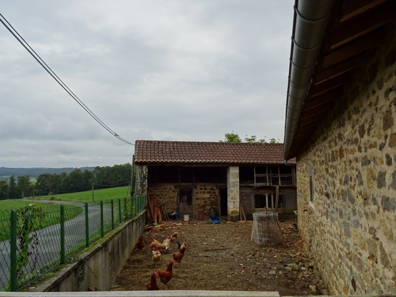 Leggett House For Sale In THIVIERS Dordogne 4 Bed