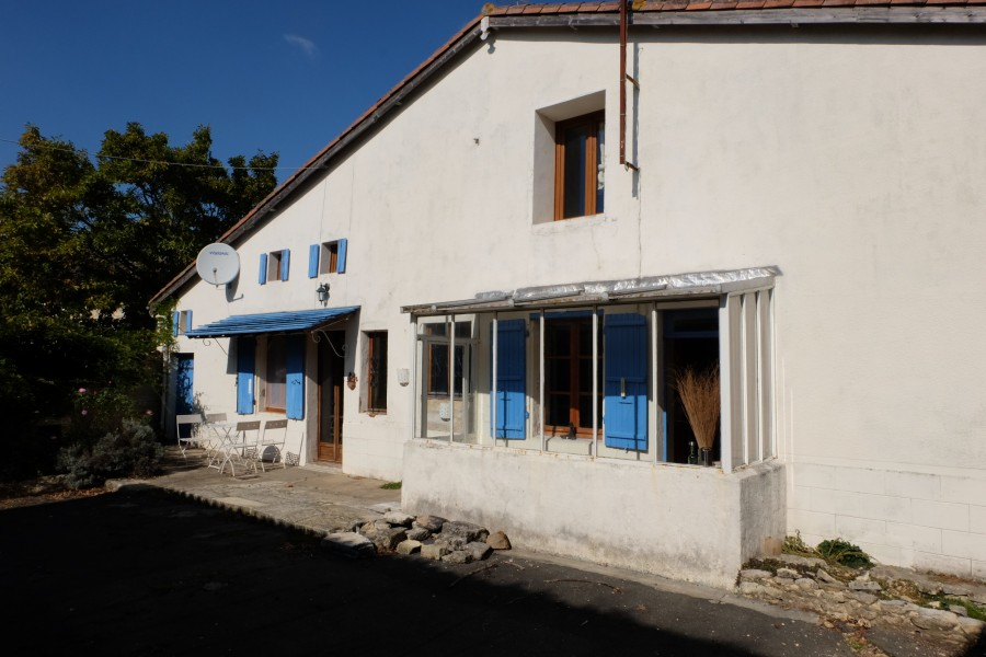 Sale in la chevrerie charente beautifully renovated 400 year old