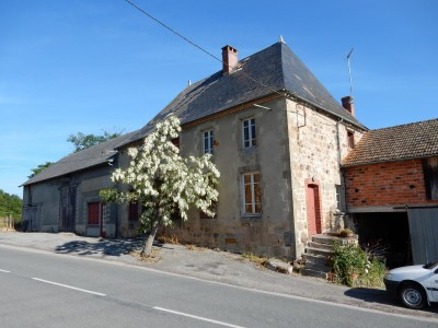 French property, houses and homes for sale in ST MAURICE PRES PIONSAT Puy_de_Dome Auvergne