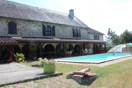 French property, houses and homes for sale in MARCILLAC LA CROZE Correze Limousin