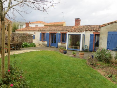 French property, houses and homes for sale in BRETIGNOLLES SUR MERVendee Pays_de_la_Loire