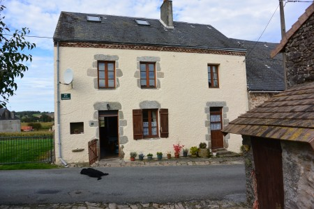 French property, houses and homes for sale in ST HILAIRE LA TREILLEHaute_Vienne Limousin