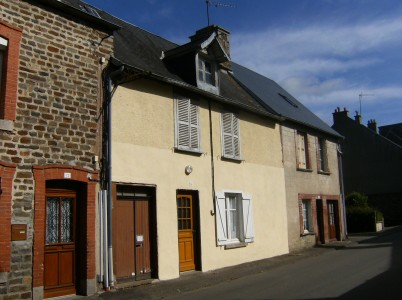 French property, houses and homes for sale in BreceyManche Normandy