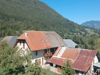 French ski chalets, properties in Attily , Allions Margeriaz, Massif des Bauges