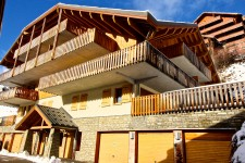 latest addition in Vaujany Isere