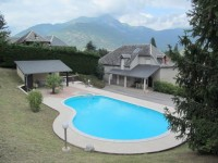 French ski chalets, properties in Canton Saint Beat, Superbagneres, Pyrenees - Haute Garonne