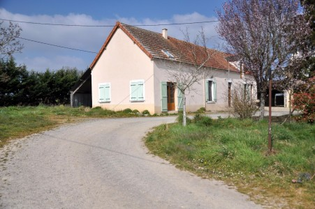 French property, houses and homes for sale in ST CHRISTOPHE EN BOUCHERIE Indre Centre