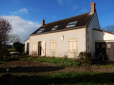 French property, houses and homes for sale in VICQ EXEMPLET Indre Centre