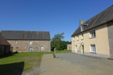 French property latest addition in CONTRIERES Manche