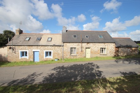 French property, houses and homes for sale in LANRIVAIN Cotes_d_Armor Brittany