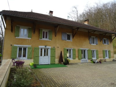 French property, houses and homes for sale in LA BATIE MONTGASCONIsere French_Alps