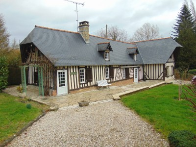 French property, houses and homes for sale in VIEUX PONT Calvados Normandy